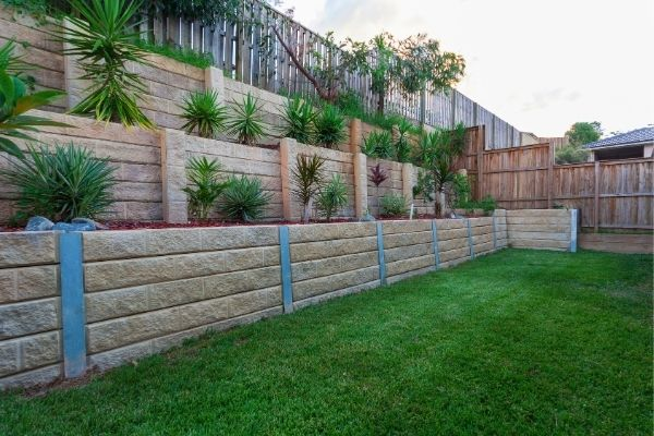 retaining walls Fort Worth