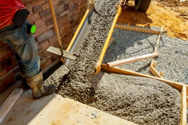 concrete contractor Fort Worth